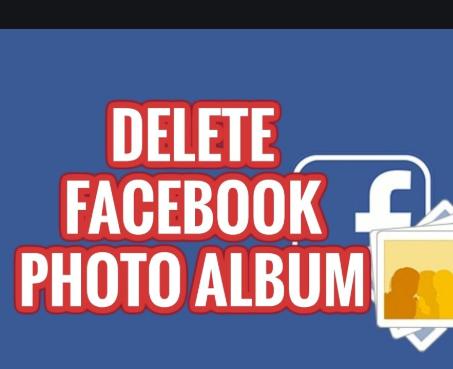 How To Delete An Album On Facebook or Photos – Guide