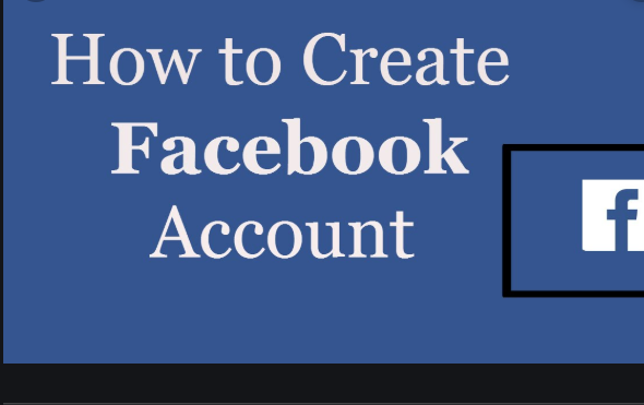 How To Set Up A Facebook Account - Steps - Open - Sign up - New